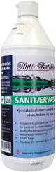 Sanitærvæske Avfallstank