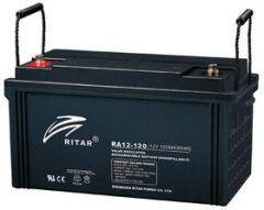 Ritar AGM Batteri 12V 120AH